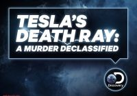 Tesla Death Ray Best Of Watch Tesla S Death Ray A Murder Declassified Season 1