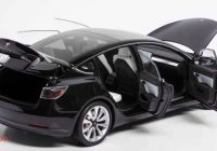 Tesla Diecast Beautiful Tesla Launches Cheapest Model 3 yet A 250 Diecast