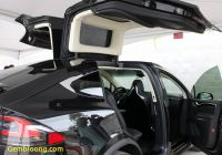 Tesla Double Cabin Elegant Tesla Falcon Wing Doors and the History Of Crazy Car Doors