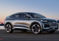 Tesla Earnings Call Q4 2019 New Audi Q4 E Tron Sportback Shows the Sleeker Side Of the