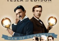 Tesla Edison Luxury Tesla Vs Edison War Of Currents Preview Board Game Quest