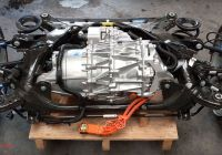 Tesla Engine Beautiful Teslas Model 3 Electric Motor is A Clever Mystery Box