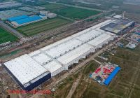 Tesla Factory In China Luxury Insiders Raise Concerns as Teslas China Factory Gears Up