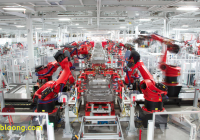 Tesla Factory Inspirational Tesla Says Its Factory is Safer but It Left Injuries Off