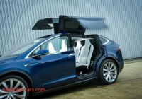 Tesla Falcon Elegant Tesla Model X Review 2017 Autocar
