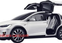 Tesla Falcon Inspirational Tesla Model X Electric Crossover Priced From 80000