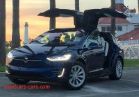 Tesla Falcon New Review Tesla Model X P100d Changes Meaning Of Performance Suv