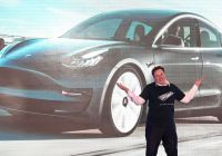 Tesla Fire Risk Elegant Tesla is Pausing Operations at Two Factories because the