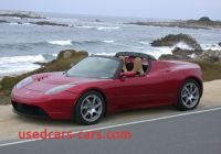 Tesla First Car New the Tesla Roadster First Test Drive