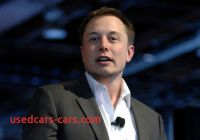 Tesla Founder Unique Tesla Ceo Elon Musk On the Apple Car It Will Expand the