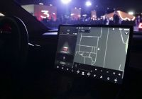 Tesla Game Controller Awesome A Closer Look at Tesla Model 3 S Spartan Interior the Verge
