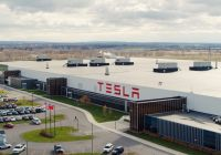 Tesla Gigafactory 2 New Teslas Gigafactory 2 is now Mainly A Panasonic Factory to