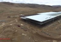 Tesla Gigafactory Beautiful Tesla Gigafactory In 4k Youtube