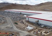Tesla Gigafactory Luxury Tesla Gigafactory April 2018 Scaling Up the Largest