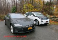 Tesla I3 Awesome Tesla Model S Vs Bmw I3 Electric Car Efficiency