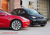 Tesla I3 Unique Ev Battle Bmw I3s Vs Tesla Model 3