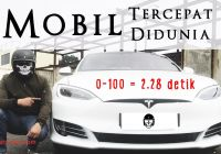 Tesla Indonesia New Tesla S P100d Review Indonesia Youtube