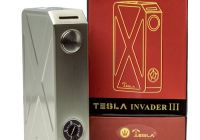 Tesla Invader Beautiful Tesla Invader Iii 240w Box Mod E Cigarette Powered by