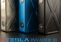 Tesla Invader Inspirational Tesla Invader 3 Iii Box Mod Review Youtube