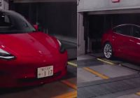 Tesla Japan Best Of Tesla Showcases why the Model 3 is Perfect for Small