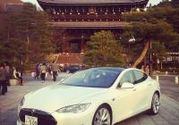 Tesla Japan Luxury Tesla Model S Sales Driving Company to Profit Earthtechling