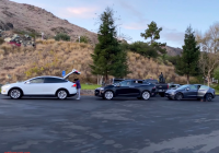 Tesla Like Companies New Videos Of Long Lines at Tesla Supercharger Stations Around
