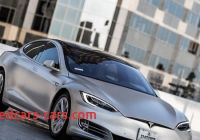 Tesla Like Kim Luxury Kanye West Has A Dope Custom Tesla Of Course and This is