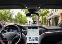 Tesla Like Screen Elegant Screendrive Tesla Model S is the Epitome Of A Tablet On