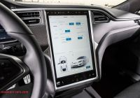 Tesla Like Screen for Xuv500 Luxury 2017 Tesla Model S P100d First Test A New Record 0 60