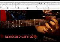 Tesla Love song Awesome Tesla Love song Intro with Tablature Youtube