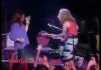 Tesla Love song Unique Tesla Love song Live 1990 Five Man Acoustical Jam