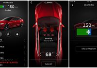 Tesla Mobil Best Of Tesla Mobile App now Allows You to Heat Your Seats Remotely