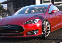 Tesla Mod New 2016 Tesla Model S P90d Gta5 Mods Com