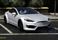 Tesla Mod Unique Tesla Prior Design Add On Replace Gta5 Mods Com