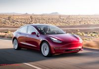 Tesla Model 3 Best Of Tesla Model 3 to Expand Voice Control Capabilities Motor