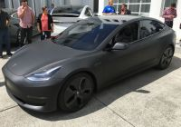 Tesla Model 3 Black Interior Awesome the Magic Of the Internet