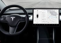 Tesla Model 3 Black with White Interior Beautiful Pin On Goals