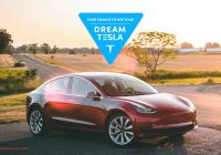 Tesla Model 3 Fire Unique Here S How You Could Win A 2020 Tesla Model 3 for Free