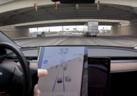 Tesla Model 3 Hacks Lovely Tesla Owners with the New Traffic Light Update are Revealing