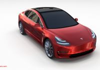 Tesla Model 3 Hatchback New Tesla Model 3 and Model S Pack