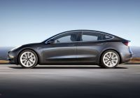 Tesla Model 3 Screen Size Luxury Press Kit