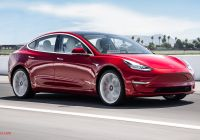 Tesla Model 3 Test Drive Luxury 2018 Tesla Model 3 Dual Motor Performance Quick Test Review