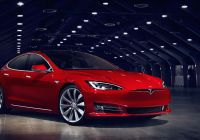 Tesla Model S 70d Beautiful Tesla Model S 70 is Really A Model S 75 You Can Upgrade
