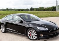 Tesla Model S Acceleration New Review Tesla S New Model S P85d—double Your Engines Double