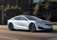 Tesla Model S Grey New Tesla S Refresh for the Tesla Model S and Model X Will
