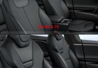 Tesla Model S Jump Seats Lovely Textile Seats Multi Pattern Vary by Model See Difference