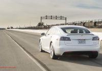 Tesla Model S Quarter Mile Awesome the 2017 Tesla Model S P100d and the 0 100 0 Test