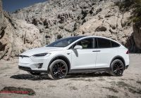 Tesla Model X Awesome 2016 Tesla Model X P90d Ludicrous First Test Review