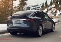 Tesla Model X Elegant 2017 Tesla Model X Reviews and Rating Motor Trend
