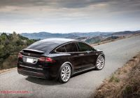 Tesla Model X Luxury 2017 Tesla Model X Reviews and Rating Motor Trend